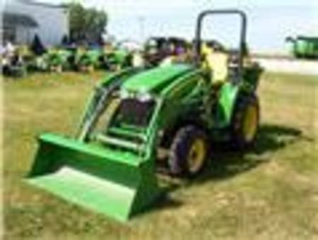 Buy JD Tractor in NZ.