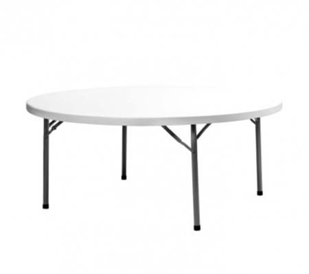 6 Ft Round Table